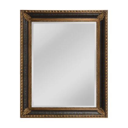 MW5600B-0070 Colebrook Mirror in Walnut  Ebony