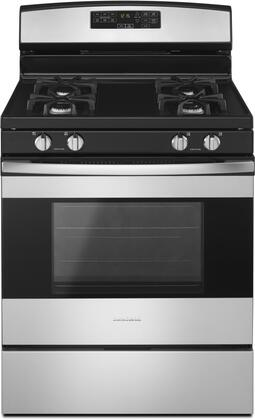 Amana AGR6603SFS 30 in. 5.0 cu. ft. Gas Range in Stainless Steel