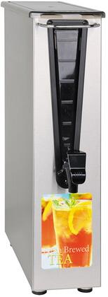 439000002 Iced Tea and Coffee Dispenser with 448 oz/hr Capacity(3.5 Gal.)  Solid Lid  8