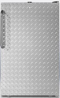 FF521BLBIDPLADA 20 inch  FF521BLBIADA Series ADA Compliant Medical Freestanding or Built In Compact Refrigerator with 4.1 cu. ft. Capacity  Adjustable Glass Shelves