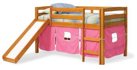 3645000-P Twin Tent Bed with Slide