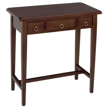 94329 Regalia Hall Table in Walnut