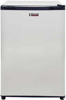 2002 21 inch  Refrigerator with 4.5 cu. ft. Capacity  Eco Friendly Refrigerant  in Stainless