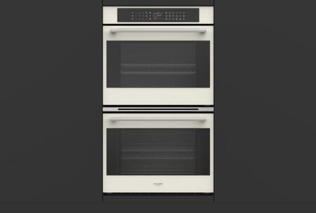 F7DP30W1 30 inch  700 Series Double Wall Oven with 8.8 cu. ft. Capacity  Self-Cleaning  Multi-Level Cooking  Meat Probe  Cool Touch Door and Telescopic Rack  in