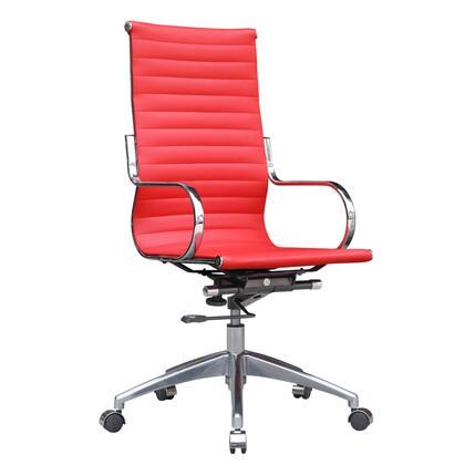 FMI10227-RED Twist Office Chair High Back