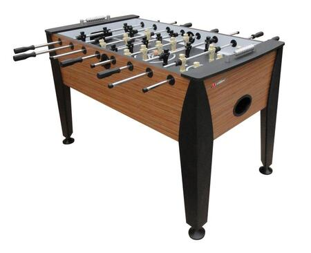 G01342W Pro Force Robot Style Foosball Table