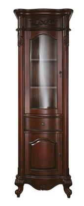 Avanity PROVENCE-LT24-AC Antique Cherry Tower Linen Cabinet