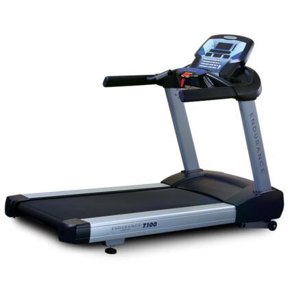 T100D Endurance Commercial Treadmill with 3 Large