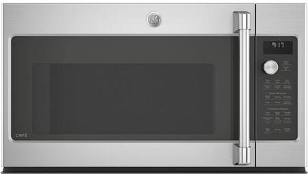 CVM9179SLSS 30 inch  Over the Range Microwave Oven with Convection  1.7 cu. ft. Capacity  Sensor Cooking Control  Chef Connect  and LED Cooktop Lighting  in