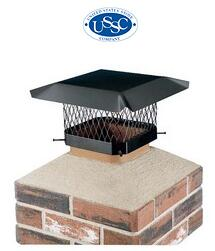 CCADJLG US Stove Company Large Adjustable Chimney