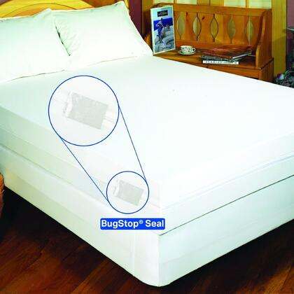 2096 Twin 6 Gauge Vinyl Zippered Hypoallergenic  Waterproof  Certified Bed Bug Proof Mattress