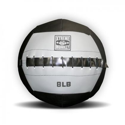 XM-100-WB8 Commercial 8 lbs. Wall Ball with 45 inch  Circumference in