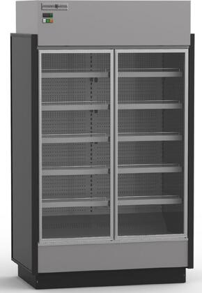 KGVMD2S High Volume Grab-N-Go Case with 2 Doors  37.63 cu. ft. Capacity  5/8 HP  Doors Front Load  in