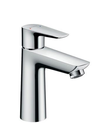 71710001 Talis E 110 Single-Hole Faucet  1.2 GPM  with Pop Up Waste Set in
