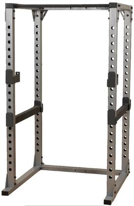GPR378 Pro Power Rack with 11-Gauge Steel Construction and Oversized Safety