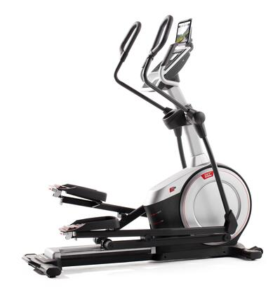 Endurance 920 E PFEL51016 Elliptical with 19 inch  Power Adjustable Stride  25 lb. Effective Inertia Enhanced Flywheel  iFit enabled  7 inch  Touch Display  EKG Grip