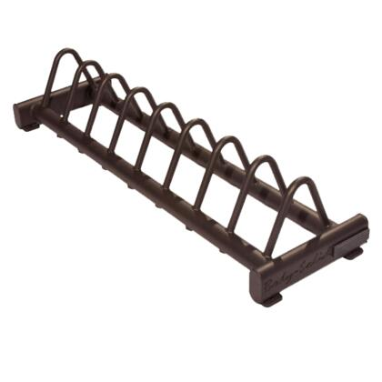 GBPR10 Body Solid Bumper Plate Rack with 8 Plat Slots and Fully-Welded Steel