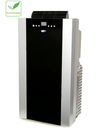 ARC14SH Eco-Friendly Dual Hose Portable Air Conditioner with 14000 BTU Capacity  Lead Free Rohs Compliant Components  Patented Auto Drain Function  3 Fan 318992
