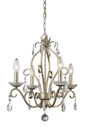Princess Chandeliers 424AS 17.125