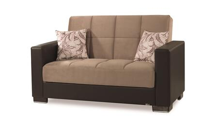 Armada Collection ARMADA LOVESEAT #9 SAND/BROWN 07-380 65