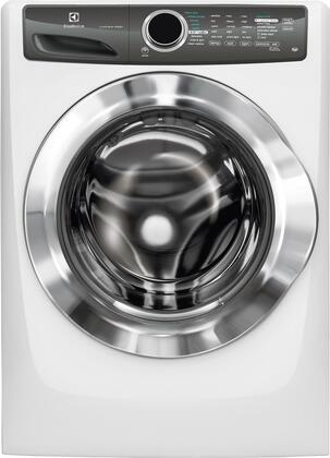 "EFLS517SIW 27"""" Energy Star Front-Load Washer with 4.3 cu.ft. Capacity. Perfect Steam  LuxCare Wash System  Sanitize Option and StainTreat: Island"" 683034"