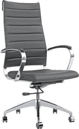 FMI10078-black Sopada Conference Office Chair High Back