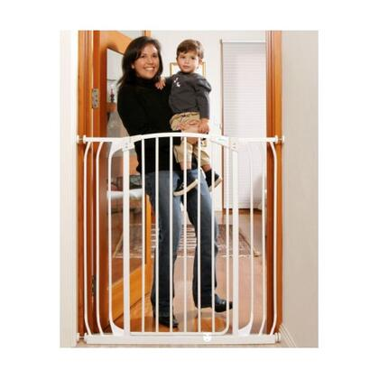 L792W Madison Xtra Tall and Wide Swing Close Gate Combo Pack in