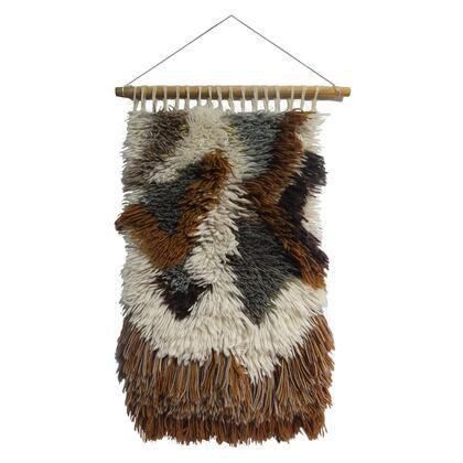 Faux Fur Wall Decor - $86