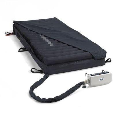 14026 Med-Aire Melody Alternating Pressure And Low Air Loss Mattress Replacement