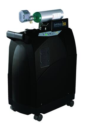 535d-2e870 Ifill Personal Oxygen Station With Integrated 870 Post Valve And Cart  2 E 660246