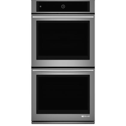 Jenn-Air JJW2727WS 27 Stainless Double Electric Wall Oven Convection