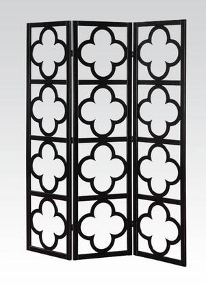 98157 Alson 3-Panel Wooden Screen