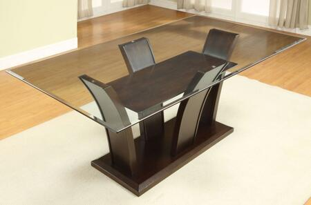 Manhattan I Collection CM3710T-TABLE 72