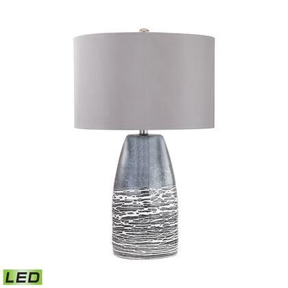 D2916-LED Kennebunkport 1 Light LED Table Lamp in Horizon Grey