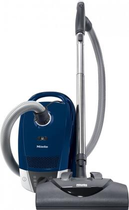 Miele 41DCE035USA Compact C2 Electro+ Suction Canister Vacuum with a Compact Design  Airclean Sealed System and Airclean Filter  Vortex Adjustable Suction