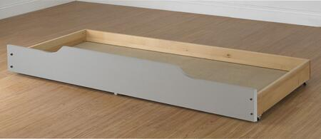 Tr480-w Trundle Storage/bed Drawer In