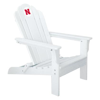 380-3110 University of Nebraska Adirondack Chair -