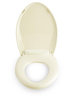 L60-RB LumaWarm Heated Nightlight Toilet Seat-Round