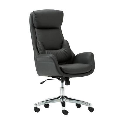 RTA-1007-BK Best Ergonomic Home Office Chair With Lumbar