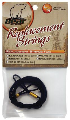 A345 66 inch  Recurve Single Loop Braided Youth Bow Replacement