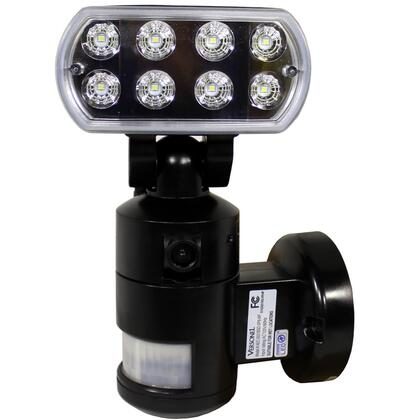 VSLNWP802B Nightwatcher PRO LED Security Motion Lights with   Camera and WIFI in
