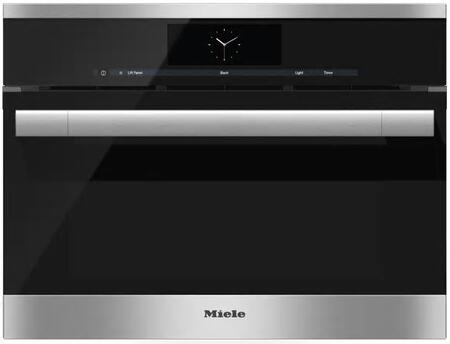 "DGC67001XL 24"" ContourLine Series Combi-Steam Oven with M Touch Control  1.7 cu. ft. Capacity  Non-plumbed Connection  MultiSteam Technology  True European"