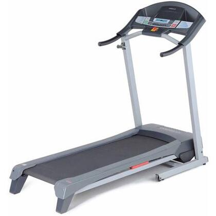Treadmills Weslo Cadence G 7.0 with 8 Weight-loss apps Heart Rate Monitor and Weight capacity 250