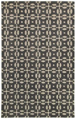 Opuop823100332608 Opus Op8231-26 X 8 Hand-tufted 100% Wool Rug In Gray  Rectangle