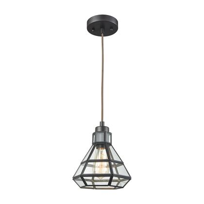571261_Window_Pane_1_Light_Pendant_in_Oil_Rubbed_Bronze_with_Clear