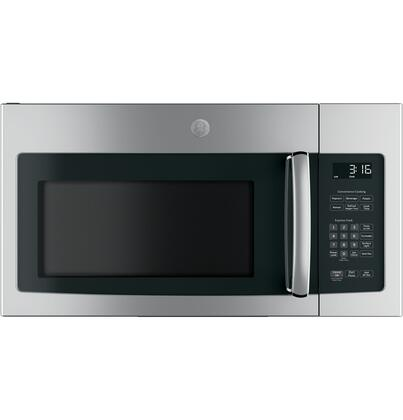 GE JNM3163RJSS 30 Over-the-Range Microwave with 1.6 cu. ft. Capacity, in Stainless Steel