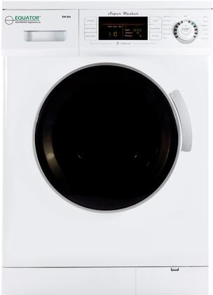 "EW824 24"" Front Load Washer with 1.57 cu. ft. Capacity  12 Wash Programs  1200 RPM  Delay Start  Self Clean  Built-In Diagnosis  Water Saver  and Electronic"