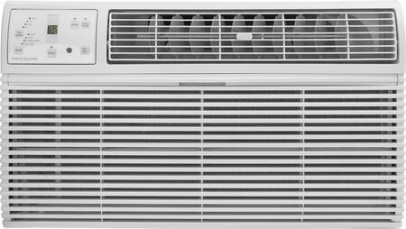 Frigidaire - Home Comfort 12,000 BTU Through-the-Wall Air Conditioner and 10,600 BTU Heater - White FFTH1222R2
