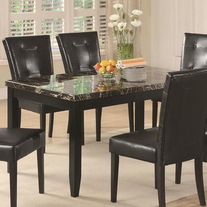 102791SET5 Anisa 5 Pc Dining Set (Table  4