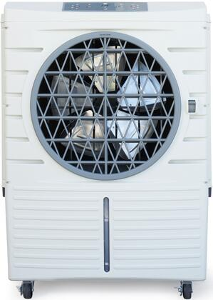 SF48LB Heavy-Duty Indoor/Outdoor Evaporative Cooler with 3 Fan Speeds  Sleep Mode  44 Liters Water Tank Capacity  and Remote Control: 688811